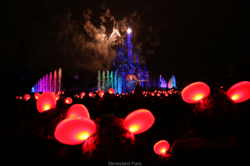 Disney Light'Ears, Disneyland Paris