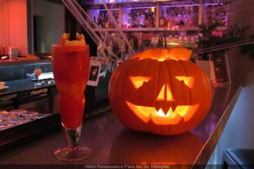 Brunch d'Halloween au Makassar Lounge & Restaurant