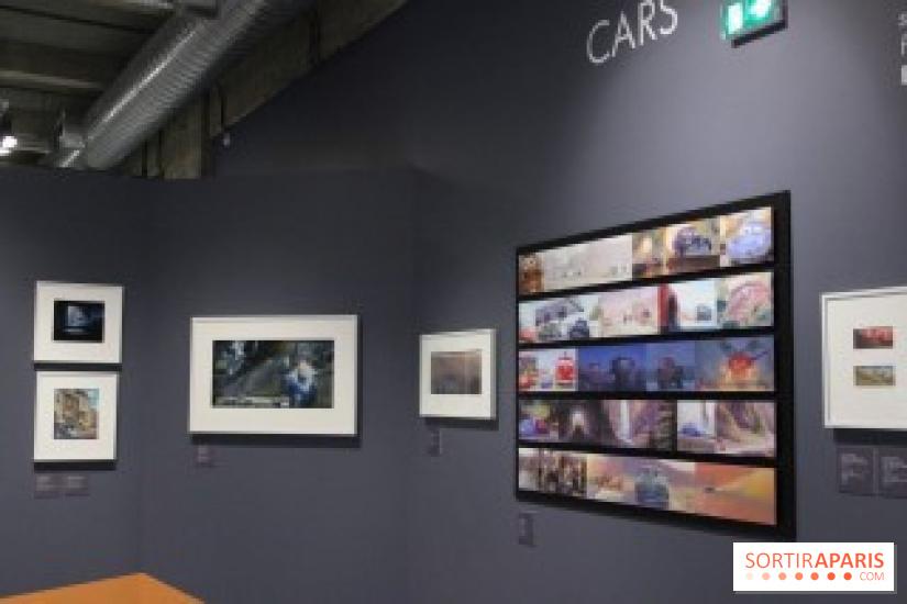 Le mus e art ludique paris for Salon pixar paris