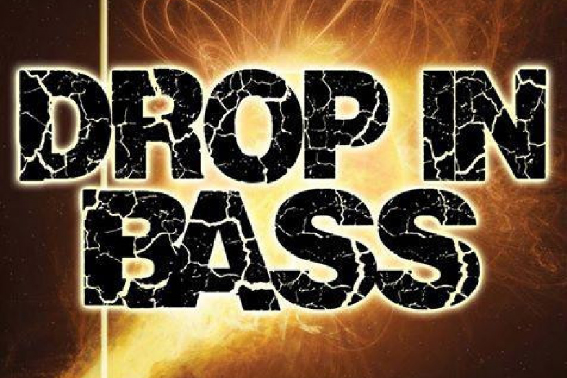 Drop In Bass #8