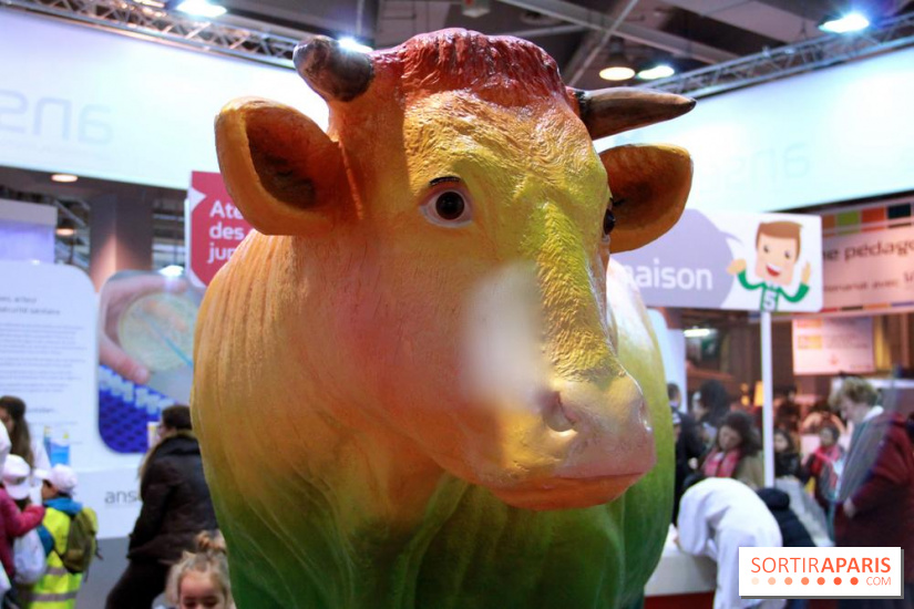 Salon de l 39 agriculture 2018 paris - Billet salon de l agriculture ...