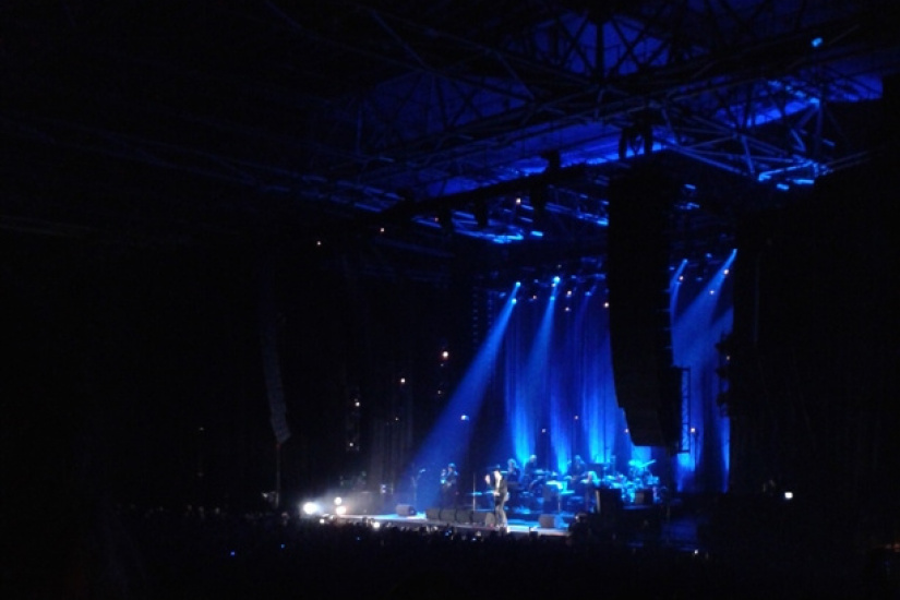 Report : Nick Cave & The Bad Seeds au Zénith de Paris
