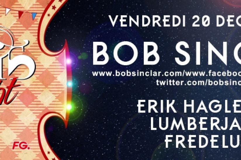 Bob Sinclar : Paris by Night au Queen