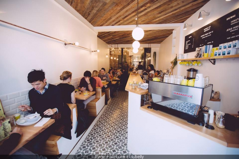 Holybelly : coffee shop trendy à Paris