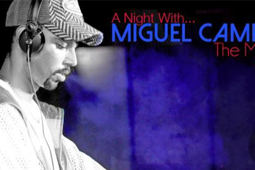 A Night with… Miguel Campbell au Zig Zag