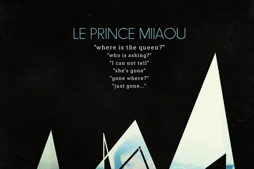 Sortie du nouvel album du Prince Miiaou Where is the queen ?