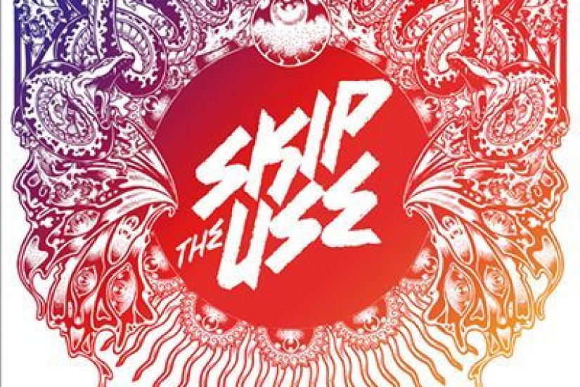 Skip The Use en concert au Zénith de Paris en octobre 2014