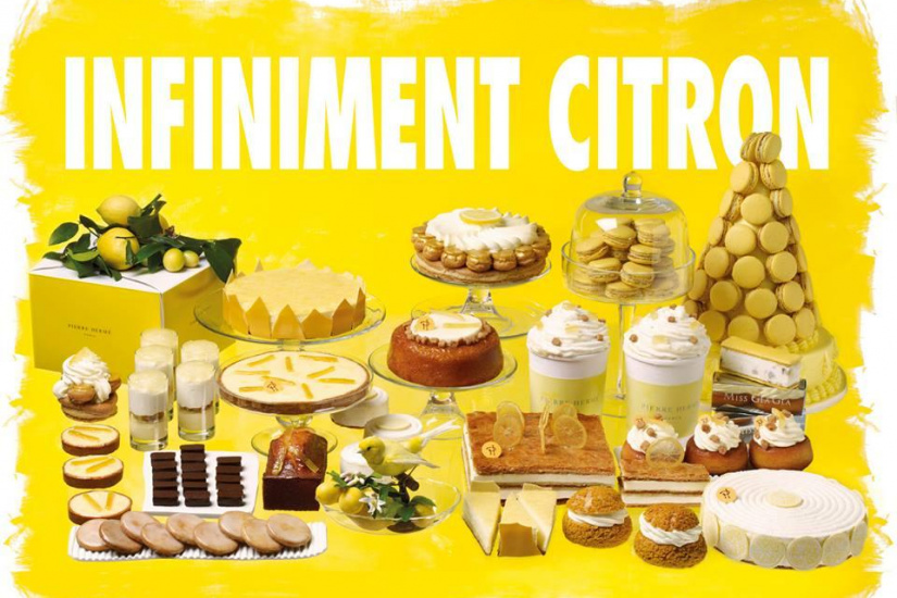 Infiniment Citron by Pierre Hermé