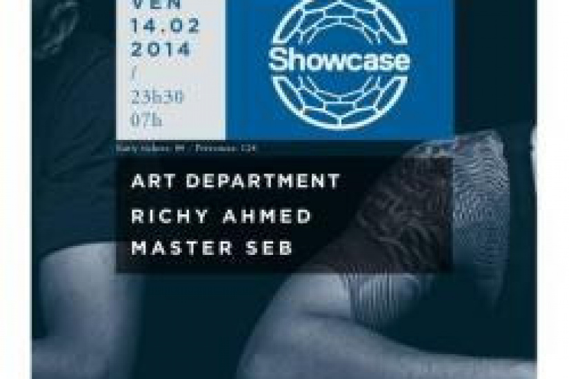 Art Department au Showcase