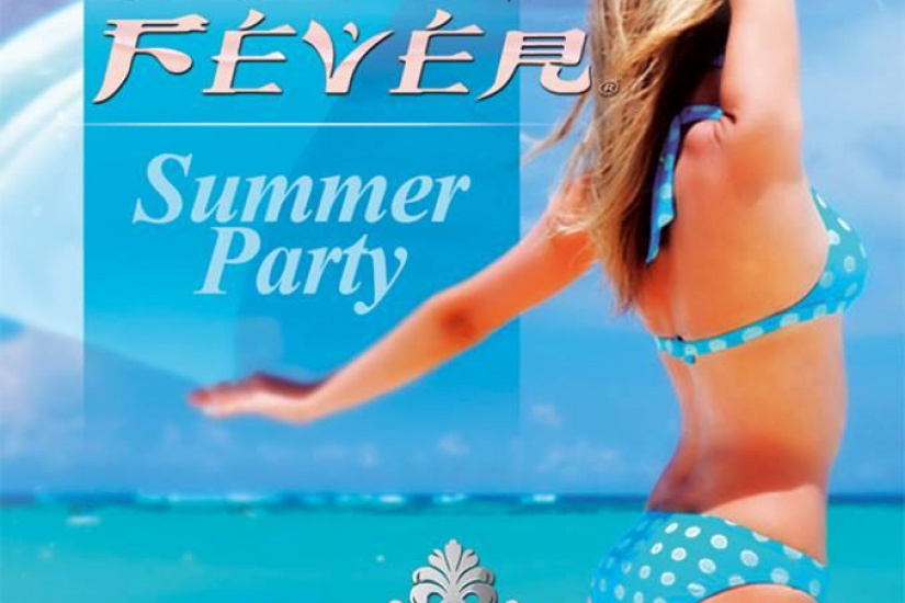 Asian Fever Summer Party au Palais Maillot