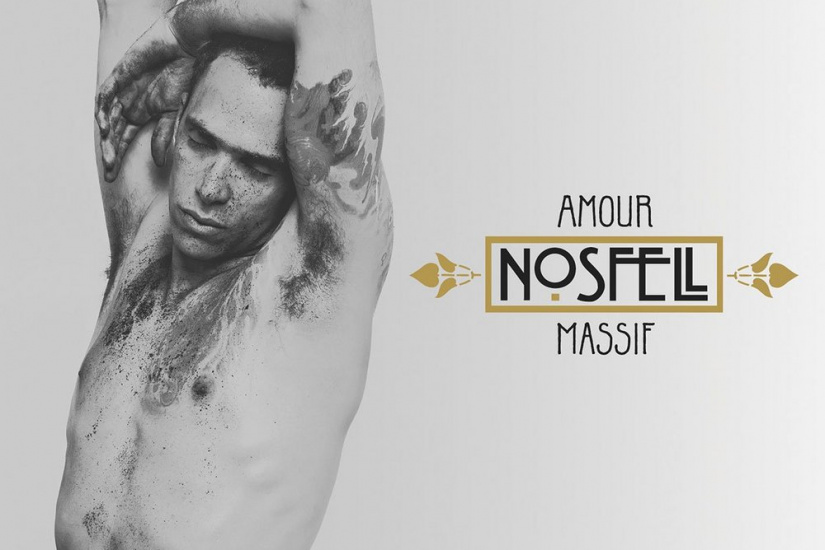 Festival Les Plans d'Avril 2015 : Nosfell en concert au Carreau du Temple