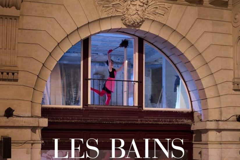 Les bains paris ouverture le 24 mars 2015 for Les bains a paris