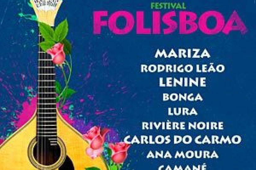 Festival Folisboa 2015 au Grand Rex de Paris