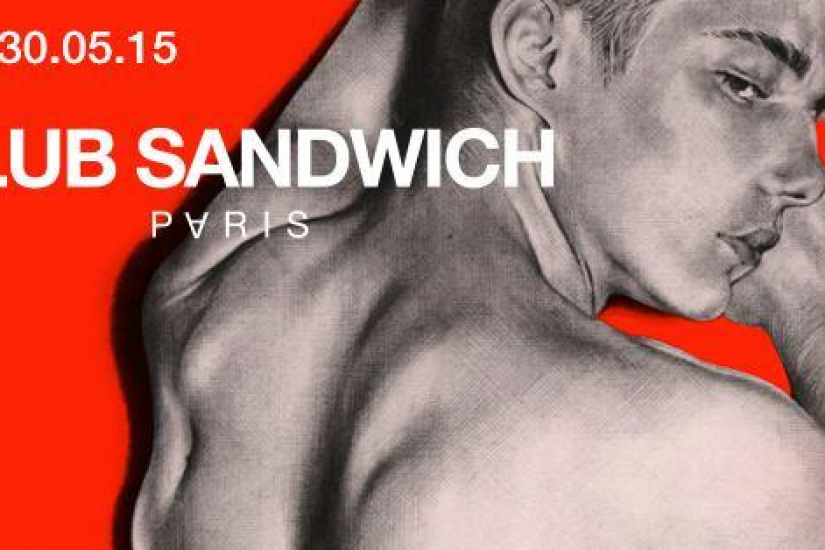 Club Sandwich Paris X Good Boy au Yoyo