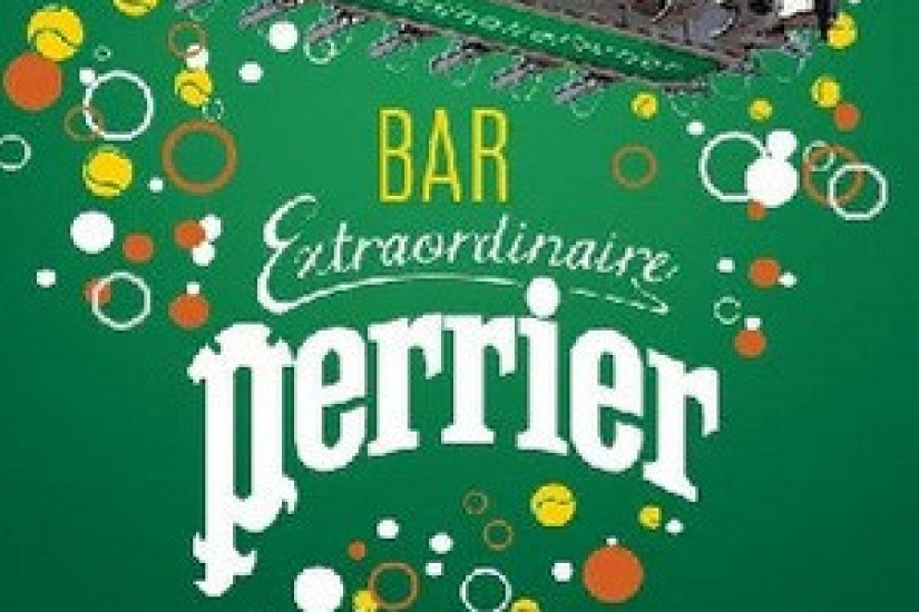 Le Bar Extraordinaire Perrier à Paris