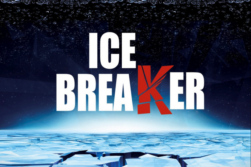 ICE BREAKER by POLIAKOV au Badaboum