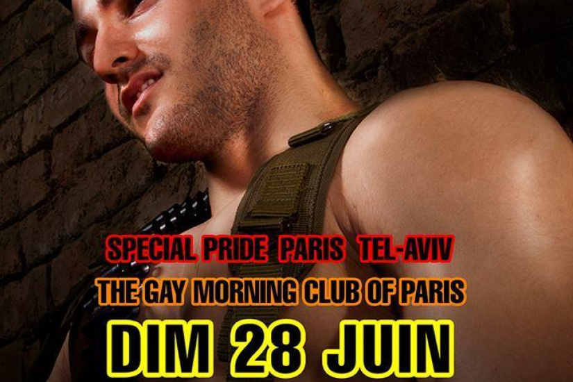 Under T-Party spéciale Gay Pride 2015 au Club 79