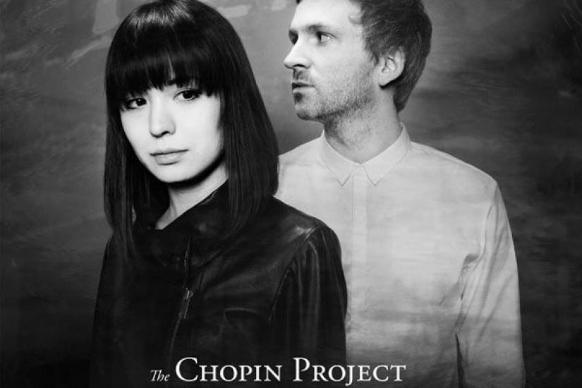 The Chopin Project : Ólafur Arnalds et Alice Sara Ott en concert au Trianon de Paris