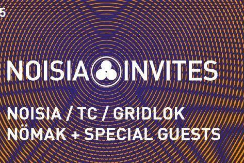 Noisia invite TC et Gridlok au Showcase