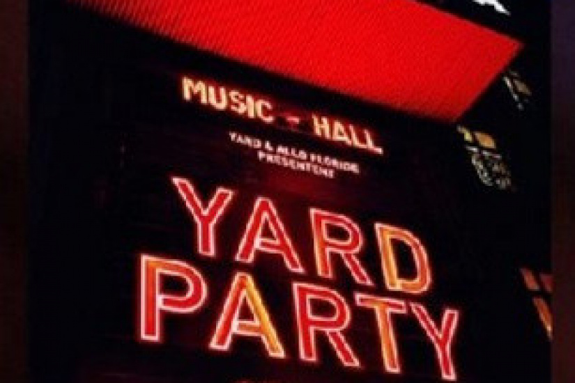 Olympia by Night : Yard Party le 25 juin