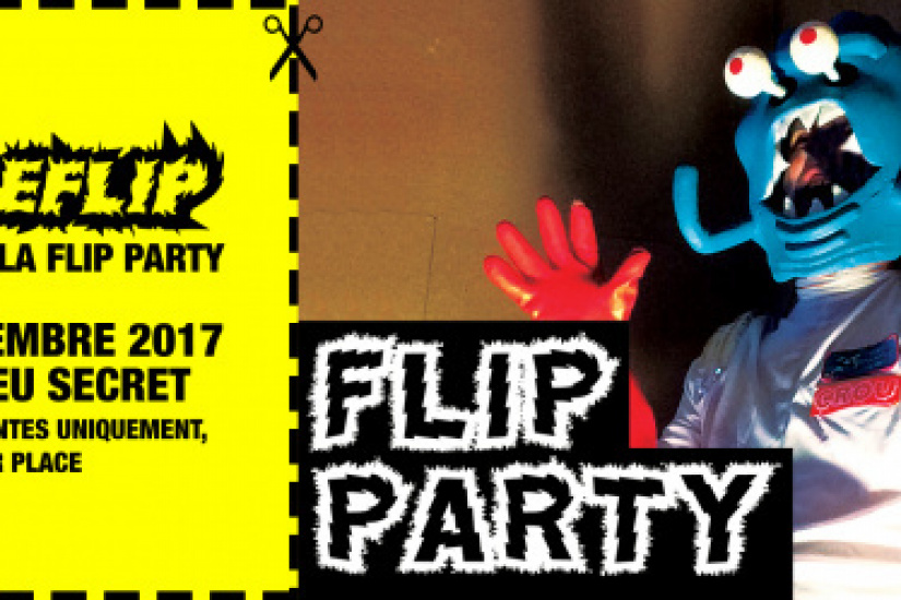 Flip Party by Stupeflip à Paris