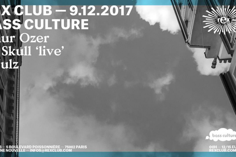 Bass Culture au Rex Club avec Onur Ozer