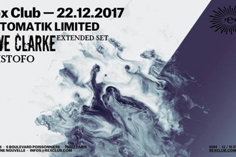 Automatik Limited au Rex Club