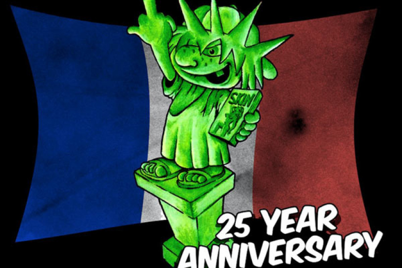 Ugly Kid Joe en concert au Bataclan de Paris en mai 2018