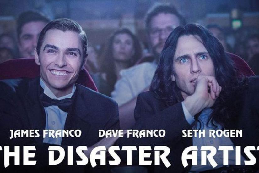 The Disaster Artist, d'après le livre de Tom Bissell et Greg Sestero