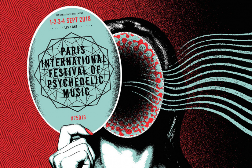 Paris International Festival of Psychedelic Music 2018 : dates, programmation et réservations