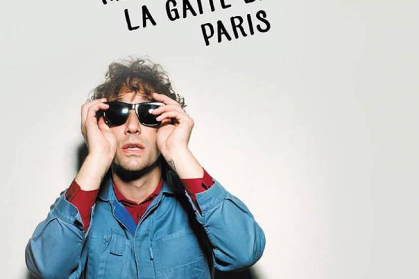 Albert Hammond Jr en concert à la Gaîté Lyrique de Paris en septembre 2018