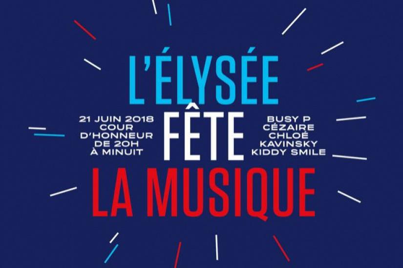Fête de la musique : des stars de l'électro vont mixer à l'Élysée