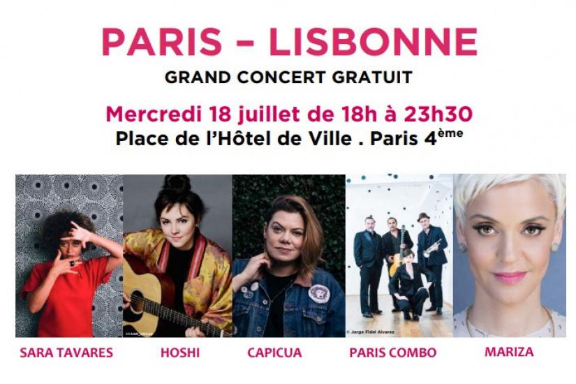 Concert Gratuit Paris Hotel De Ville