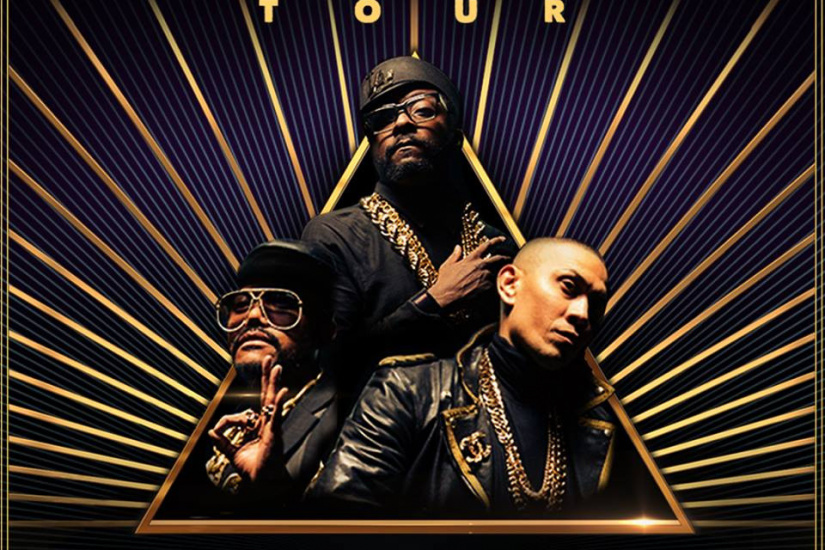 Black Eyed Peas : ils reviennent en concert, découvrez leur nouveau clip