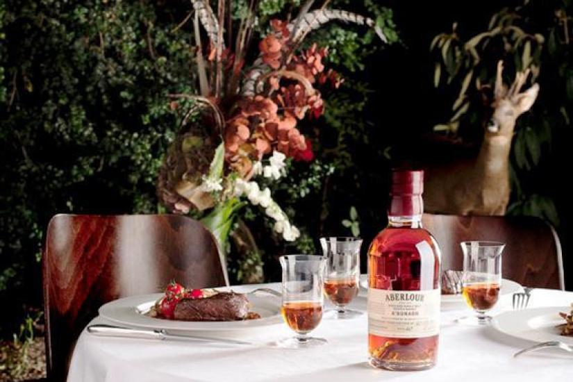 Aberlour Hunting Club, le restaurant éphémère sur l\'île Seguin ...