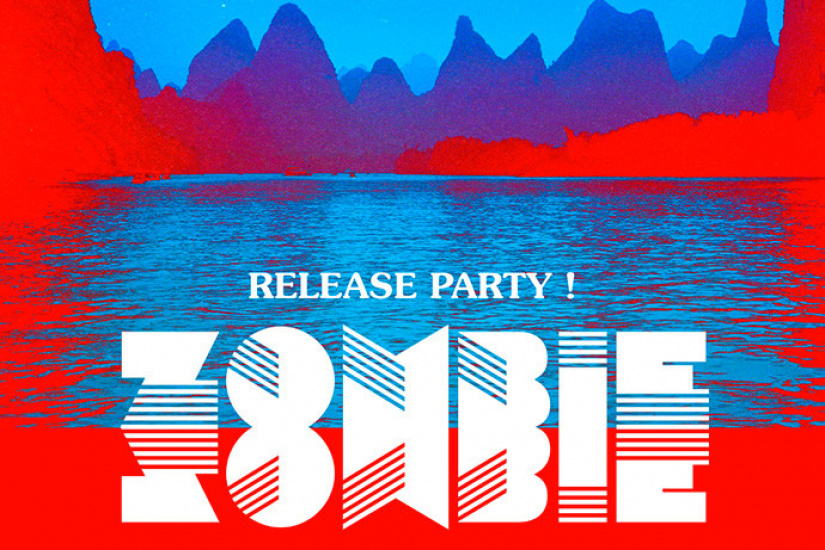 Zombie Zombie Release Party au Rouge Pigalle
