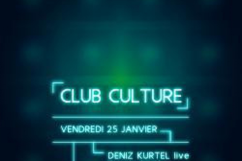 Club Culture au Showcase avec Deniz Kurtel, Waff & The Mekanism