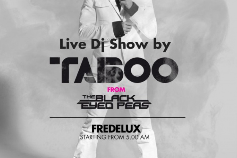 The Taboo Experience au Queen Club Paris