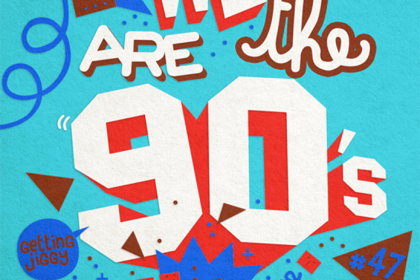 We are the 90's #47 à la Machine du Moulin Rouge