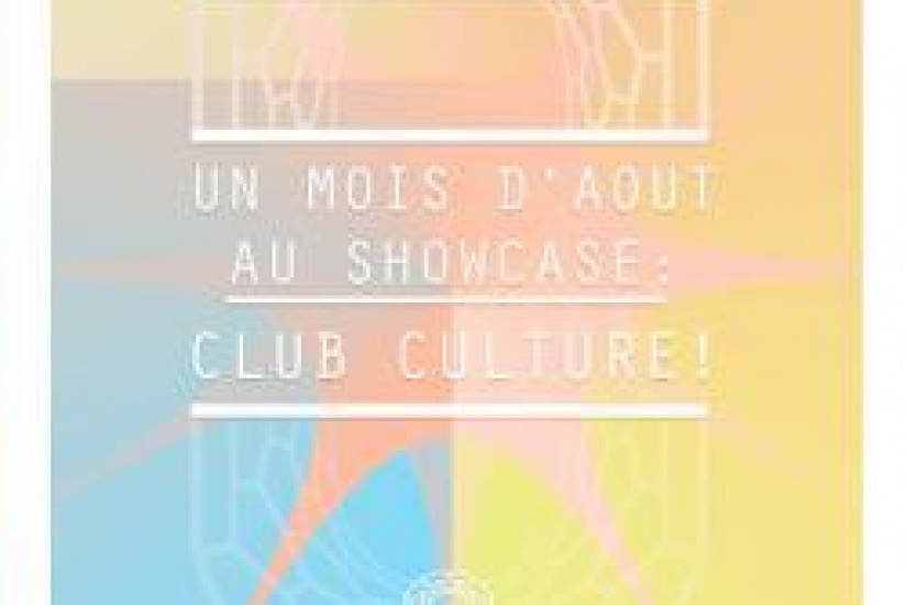 Club Culture au Showcase avec Alex Davis