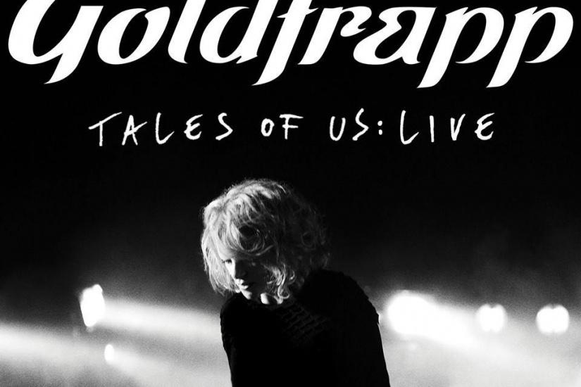 "Sortie du nouvel album de Goldfrapp : ""Tales of us"""