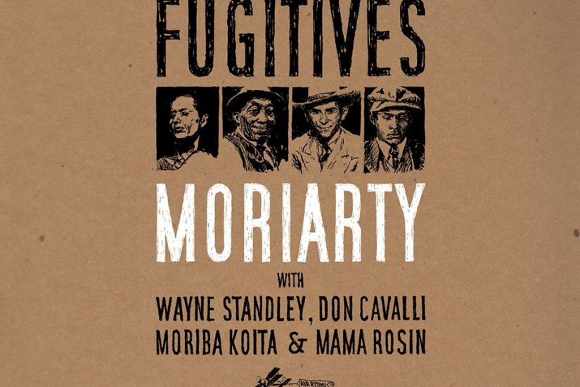 "Sortie du nouvel album de Moriarty ""Fugitives"""