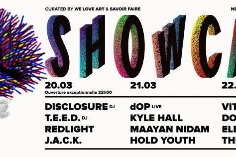 OPENING SHOWCASE_Curated by We Love Art & Savoir Faire