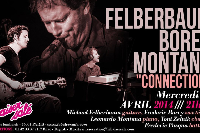"FELBERBAUM - BOREY - MONTANA ""CONNECTION"""