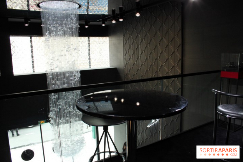 bar choux philippe conticini au ds world paris. Black Bedroom Furniture Sets. Home Design Ideas