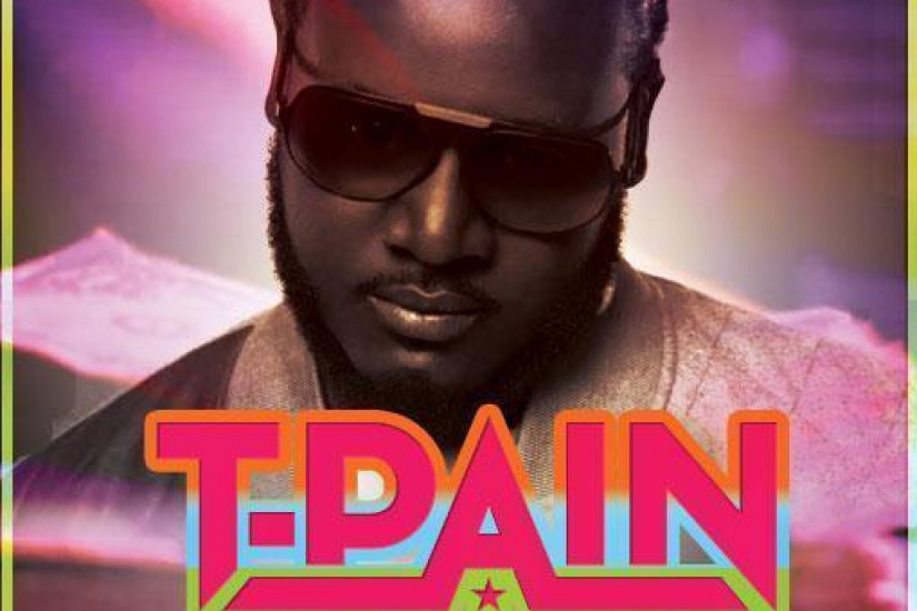 SHOWCASE SUPERSTAR T-PAIN @MIX CLUB