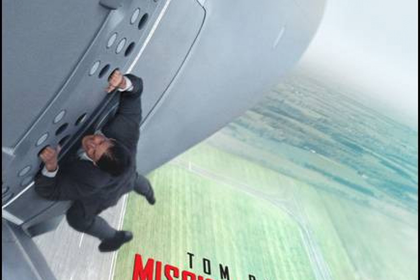 Mission : Impossible - Rogue Nation, bientôt au cinéma !