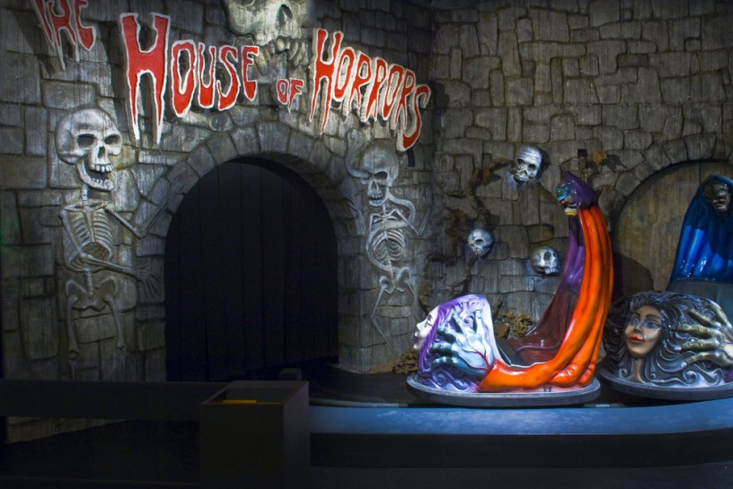 The House of Horrors au Musée d'art moderne