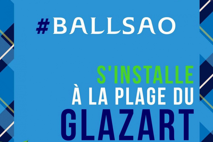 Le pop-up bar Ballsao s'invite à LaPlage de Glazart