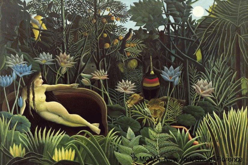 Le douanier rousseau les photos de l 39 expo au mus e d 39 orsay - Musee d orsay expo ...